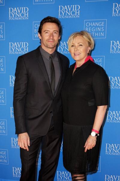 Photo Flash: Hugh Jackman and Deborra-Lee Furness Honored at CHANGE BEGINS WITHIN Gala