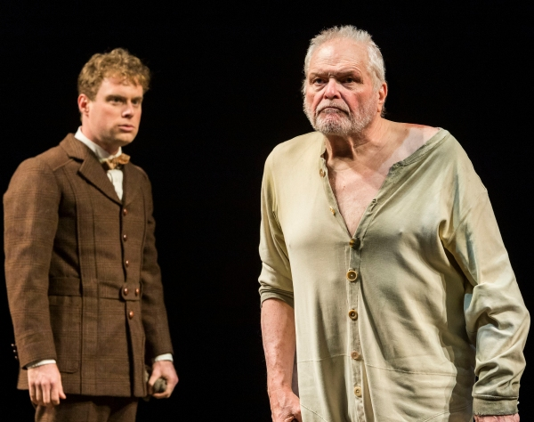 Photo Flash: First Look at Brian Dennehy and More in CTG's THE STEWARD OF CHRISTENDOM