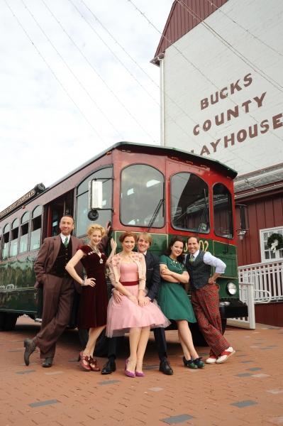 Jay Russell, Lauren Molina, Chelsea Packard, Geoff Packard, Victoria Cook and Garth K Photo