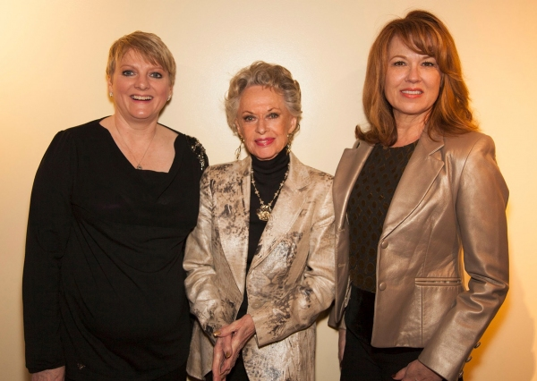 Alison Arngrim, Tippi Hedren and Lee Purcell