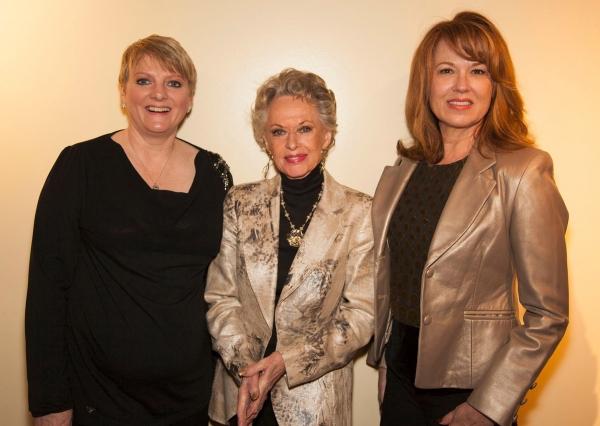 Alison Arngrim, Tippi Hedren and Lee Purcell
