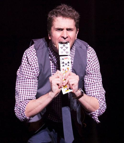 Photo Flash: Jay Johnson Hosts IT'S MAGIC! in Thousand Oaks