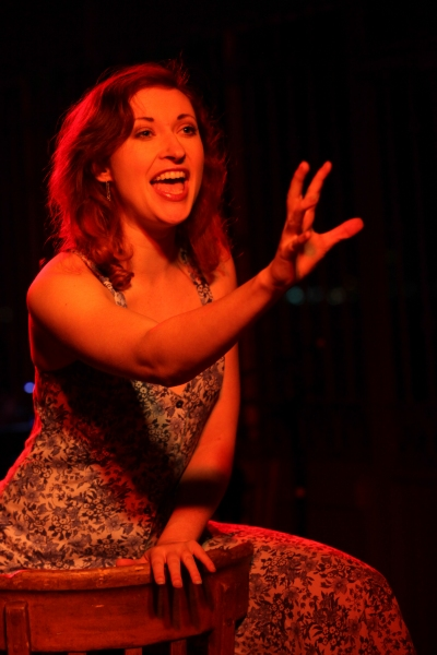 Photos: First Look at West End Theatre's KURT WEILL AT THE CUTTLEFISH HOTEL