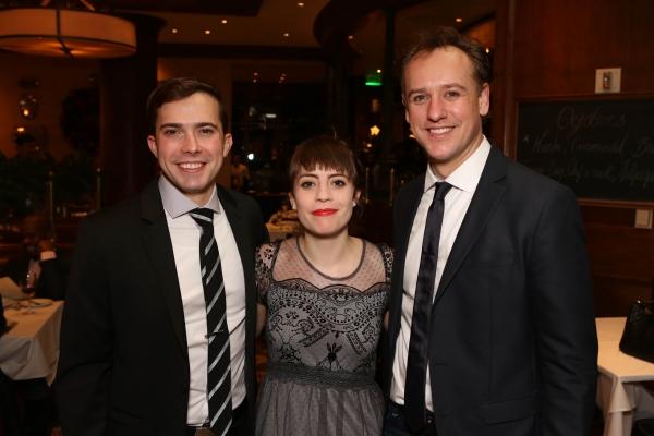 Joey deBettencourt, Megan Stern, John Sanders