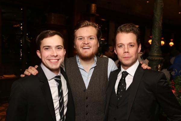 Joey deBettencourt, Harter Clingman, Benjamin Schrader
