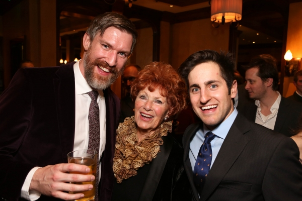 Nathan Hosner, Marion Ross, Carl Howell Photo