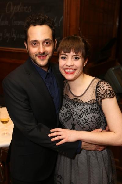 Lee Zarrett, Megan Stern