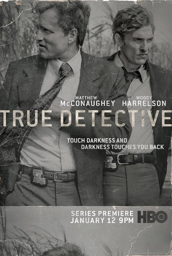 Photo Flash: First Look - McConaughey, Harrelson in Key for HBO's TRUE DETECTIVE