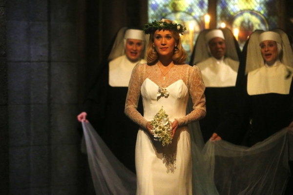 Photo Flash: First Look - Wedding, Escape & More on Tonight's SOUND OF MUSIC LIVE! on NBC