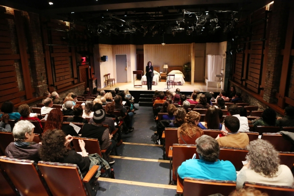 Photo Coverage: David Henry Hwang, Lynn Nottage & More Launch Cherry Lane Theatre's MENTOR PROJECT 2014