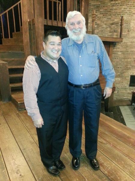 Eugene Dizon and James Wilson Sherman Photo