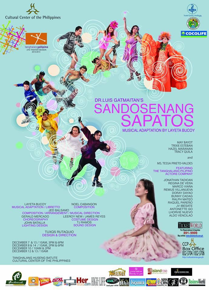 BWW Reviews: SANDOSENANG SAPATOS by Tanghalang Pilipino