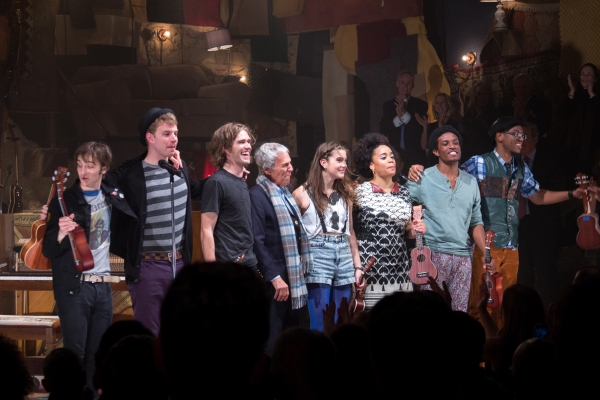 Daniel Bailen, James Nathan Hopkins, Kyle Riabko, Burt Bacharach, Laura Dreyfuss, Nathaly Lopez, Daniel Woods, James Williams