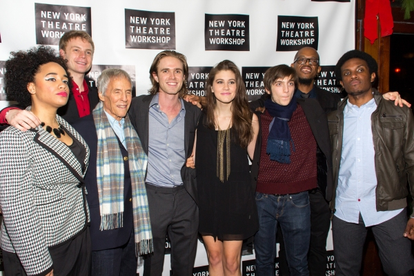 Nathaly Lopez, James Nathan Hopkins, Burt Bacharach, Kyle Riabko, Laura Dreyfuss, Dan Photo