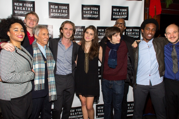 Nathaly Lopez, James Nathan Hopkins, Burt Bacharach, Kyle Riabko, Laura Dreyfuss, Daniel Bailen, James Williams, Daniel Woods, Steven Hoggett