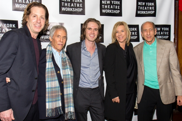 Photos: WHAT'S IT ALL ABOUT? Cast Celebrates Opening Night with Burt Bacharach