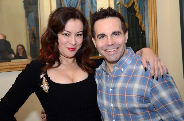 Jennifer Tilly, Mario Cantone