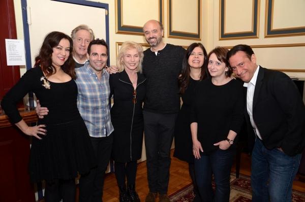 Jennifer Tilly, Alan Zweibel, Mario Cantone, Debbie Harry, Scott Adsit, Dayle Reyfel, Photo
