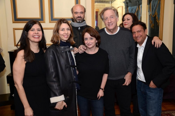 Dayle Reyfel, Sofia Coppola, Scott Adsit, Rachel Dratch, Alan Zweibel, Jennifer Tilly Photo