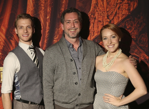 Christopher M Howard (Assistant Dance Captain/Swing), Scott Ambler (Choreographer), Tara Sweeney (Dance Captain/Swing)