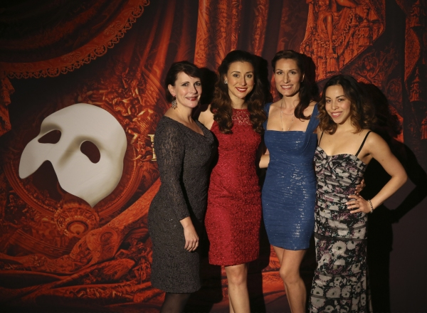 Photo Flash: THE PHANTOM OF THE OPERA National Tour Launches at PPAC; Inside the Party with Cameron Mackintosh & Cast!