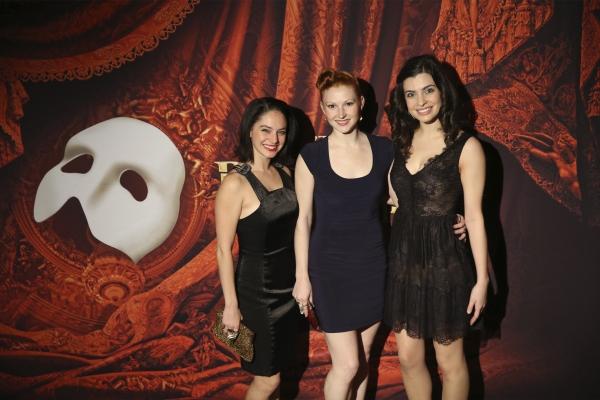 Kelley (Corps de Ballet), Abigail Mentzer (Corps de Ballet), Julia Udine (Christine D Photo