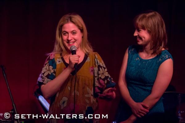 Lisa Lambert and Julia Johanos Photo