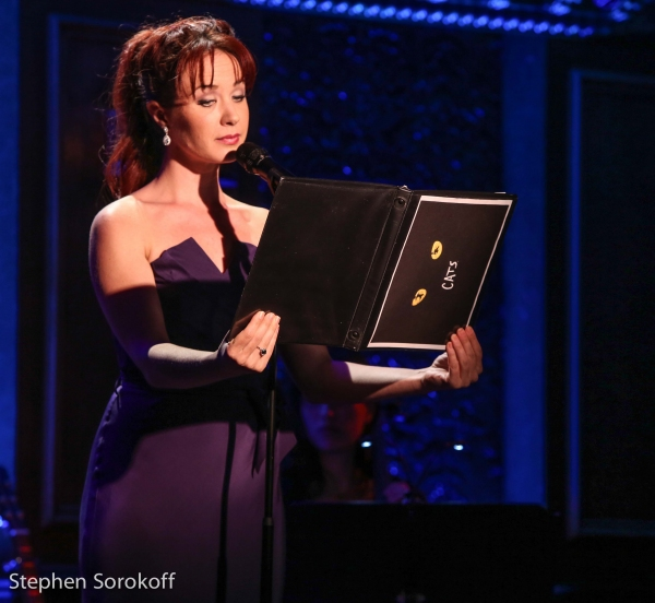 Photo Coverage: Sierra Boggess Returns for Series of Shows at 54 Below