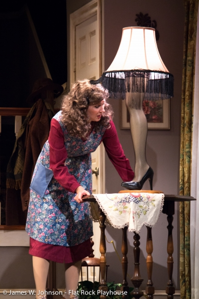 Photo Flash: First Look at Flat Rock Playhouse's A CHRISTMAS STORY