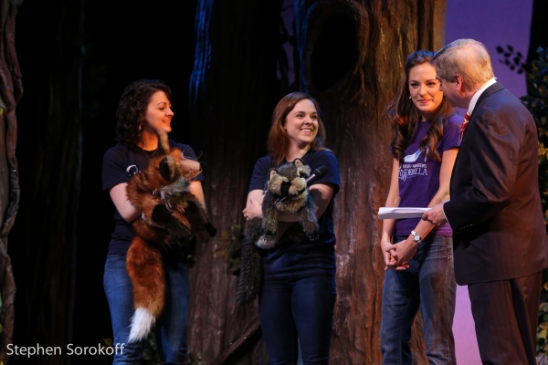 Kirsten Tucker, Laura Irion, Laura Osnes, Michael Tucker