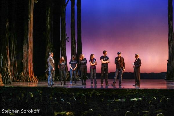 Ira Mont, Laura Irion, Kirstin Tucker, Laura Osnes, Rebecca Luker, Andy Jones, Eric C Photo