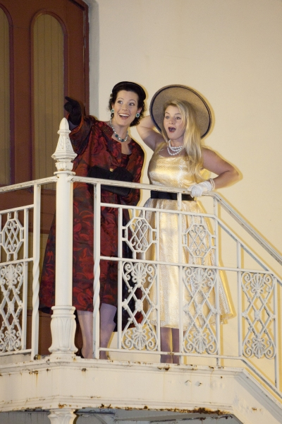 Photo Flash: First Look at Mad Cow Theatre's THE LIGHT IN THE PIAZZA
