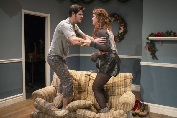 Photo Flash: First Look at Step Up Productions' HOLIDAZE