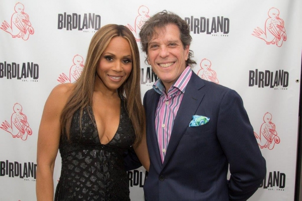 Deborah Cox and Jonathan Brielle
