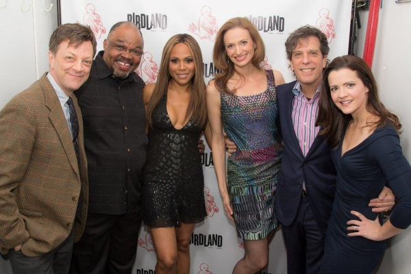 Photo Flash: Jonathan Brielle Brings I SAW BROADWAY to Birdland