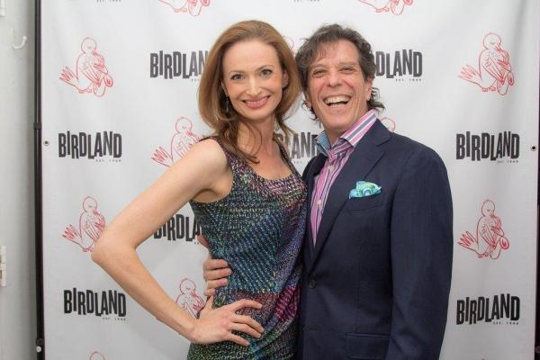 Jessica Burrows Van Kipp and Jonathan Brielle