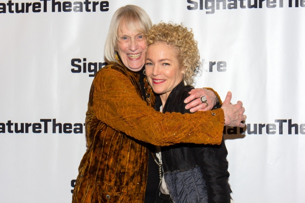 Photo Coverage: Inside Opening Night of Signature Theatre's CHERI