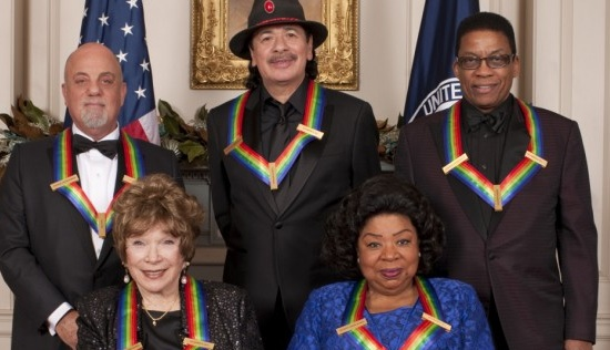Sutton Foster, Patina Miller & Karen Olivo Honor Shirley MacLaine at KENNEDY CENTER HONORS