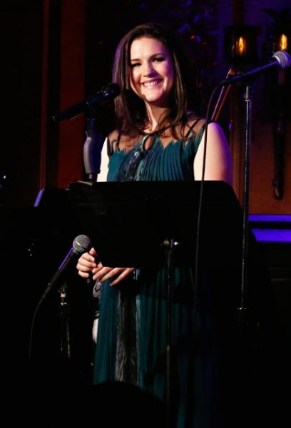 Photo Flash: Jeremy Jordan, Krysta Rodriguez, Andy Mientus and HIT LIST Cast Reunite at 54 Below!