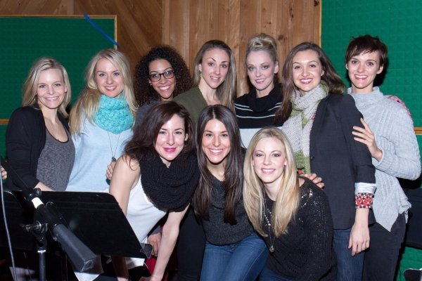 Bryn Dowling, Robin Campbell, Bree Branker, Sarrah Strimel, Ashley Yeater, Synthia Link, Angie Schworer, Kirsten Scott, Lara Seibert, Leah Hoffman