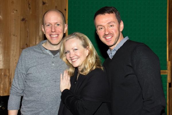 John August, Susan Stroman, Andrew Lippa Photo