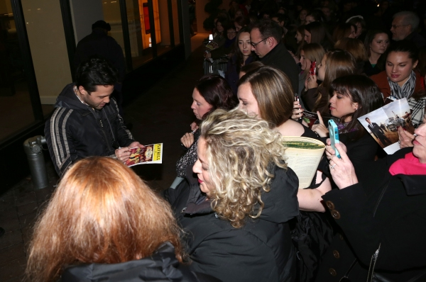 Photo Coverage: At the Stage Door for IF/THEN's Final Shows in D.C.