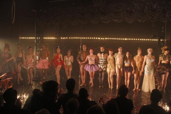 Photo Flash: Cast of Company XIV's NUTCRACKER ROUGE Celebrates Opening Night