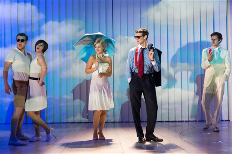 First Production Photos Of AMERICAN PSYCHO: THE MUSICAL