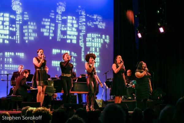 Cast of A Night With Janis Joplin, Taprena, Augustine, De''Adre Aziza, Allison Blackwell, Nikki Kimbrough, Natasha Yvette Williams
