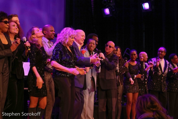 Photo Coverage: 92Y Tributes Mike Stoller for 80th Birthday