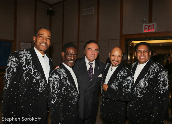 The Coasters & Tony Lo Bianco