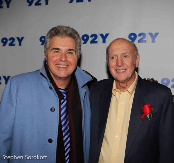Steve Tyrell & Mike Stoller