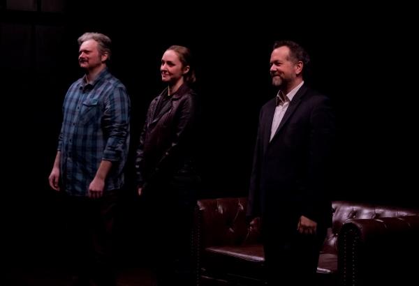 John Ellison Conlee, Amanda Quaid and David Costabile