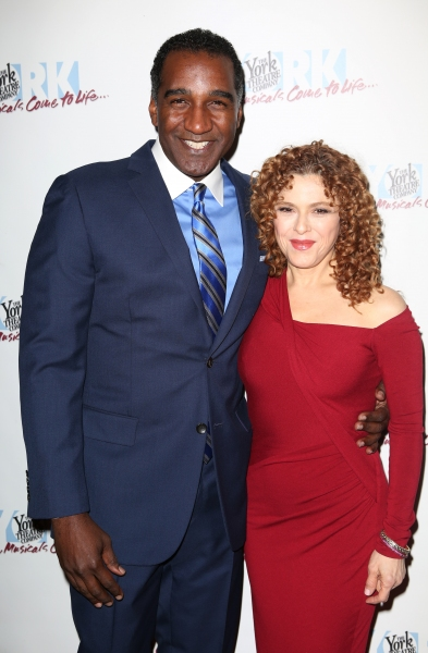 Photo Coverage: On the Red Carpet at the 2013 Oscar Hammerstein Awards